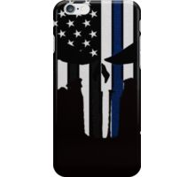 Police Punisher iPhone Case/Skin