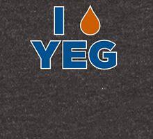 I HEART YEG Unisex T-Shirt