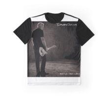 David Gilmour 05 TOUR 2016 Graphic T-Shirt