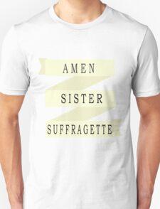 Amen Sister (Ribbon Version) T-Shirt