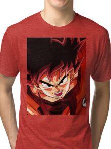 Saiyan Tri-blend T-Shirt