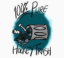 100% Pure Hockey Trash (Teal) Unisex T-Shirt