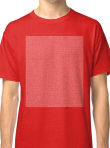 Bee Script All Movie in 1 - Black Classic T-Shirt