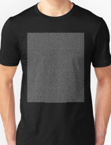 Bee Script All Movie in 1 - Black T-Shirt