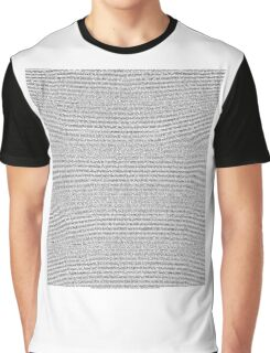 Bee Script All Movie in 1 - White Graphic T-Shirt