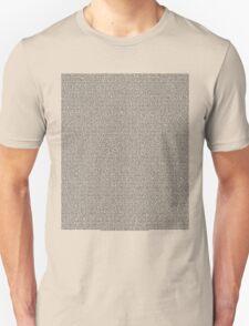 Bee Script All Movie in 1 - White Unisex T-Shirt
