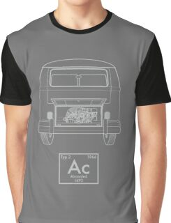 Aircooled Element - '66 Bus Graphic T-Shirt