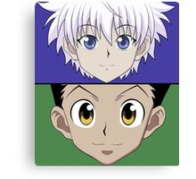 Gon x Killua Canvas Print