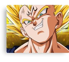 Majin Vegeta Canvas Print