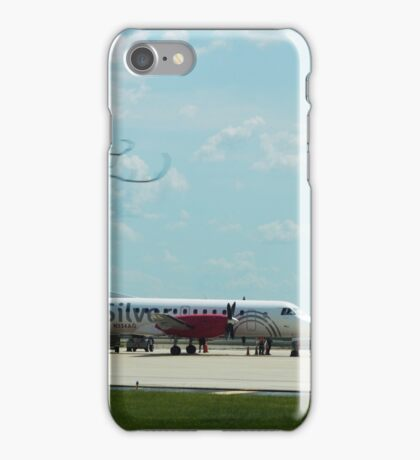 Turbo Prop Commuter Plane iPhone Case/Skin