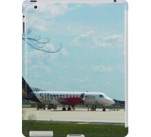Turbo Prop Commuter Plane iPad Case/Skin