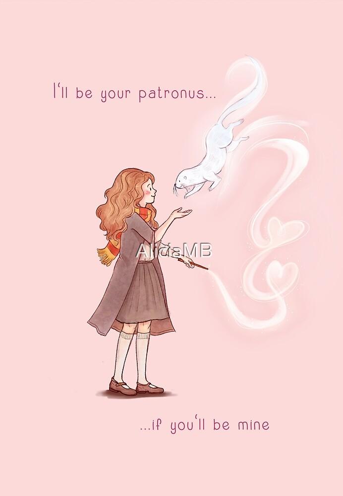 Be My Patronus by AliciaMB