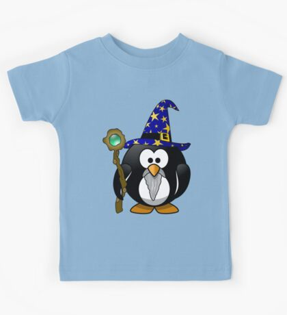 Penguin Warlock OZ Kids Tee