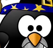 Penguin Warlock OZ Sticker