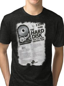 10 megabytes Tri-blend T-Shirt