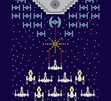 Pixel Wars by Beyorque