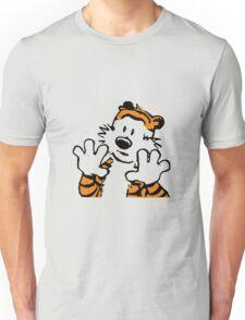 Hobbes Alone Unisex T-Shirt