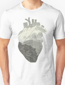 Mountains in my heart T-Shirt