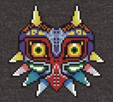 Zelda Majoras Mask Pixel by Beyorque