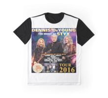 Dennis DeYoung Graphic T-Shirt