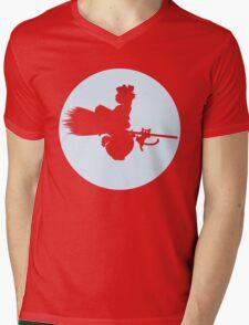 Kiki Mens V-Neck T-Shirt
