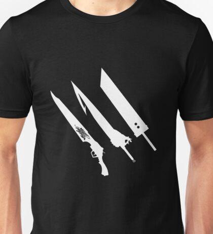 Final Fantasy Swords Unisex T-Shirt