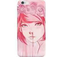 Max Caulfield (pink) iPhone Case/Skin