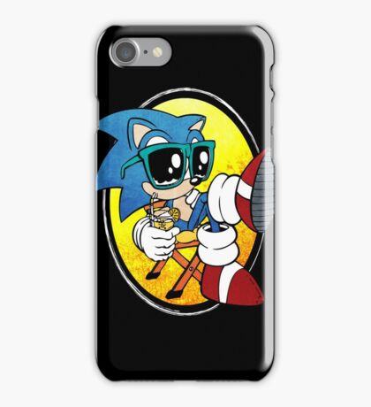Sonic Chill iPhone Case/Skin