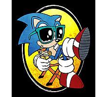 Sonic Chill Photographic Print
