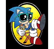 Sonic Chill Photographic Print