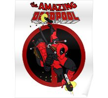 The Amazing Deadpool Poster