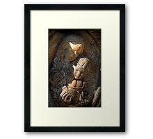 Mary & Jesus Framed Print