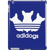 Adidogs Parody iPad Case/Skin