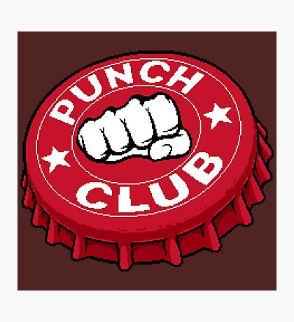 Punch Club Photographic Print