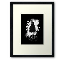 Out of the Books - The wellknown Magican Framed Print