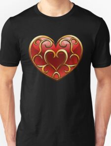 where the heart is T-Shirt