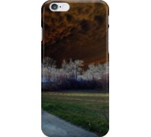 Road to the End iPhone Case/Skin