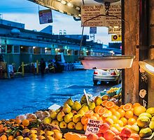 Fruit for Sale at Pike Place Market by Doug Graybeal