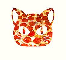 Pizza Cat by SavStarEdgrawrr