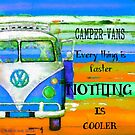 Cooler by Sharon Poulton