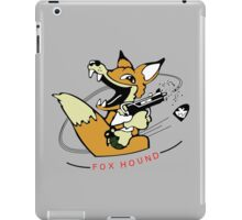MGS - 90's Foxhound insignia iPad Case/Skin