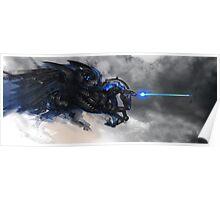 Pegasus Unicorn Poster