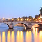 River Seine Paris by BBCsImagery