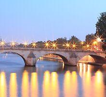 River Seine Paris by BBCsImagery