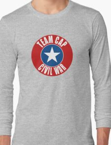 Team Cap Long Sleeve T-Shirt