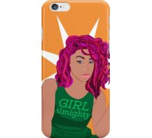 Girl Almighty iPhone Case/Skin