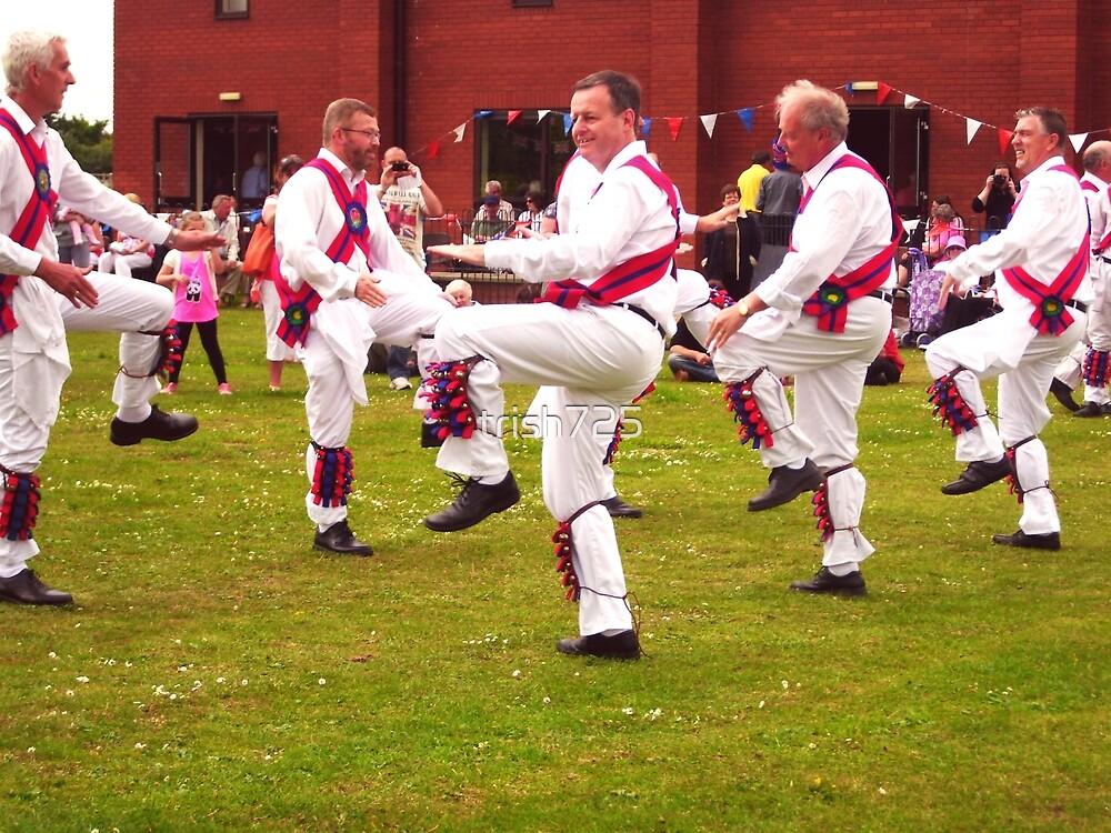 Morris Dancers by trish725