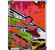 Graffiti Vector Design  iPad Case/Skin