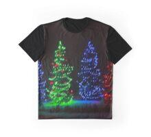 CHRISTMAS LIGHTS 1 Graphic T-Shirt