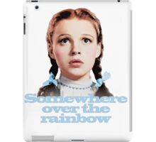 Somewhere Over The Rainbow  iPad Case/Skin